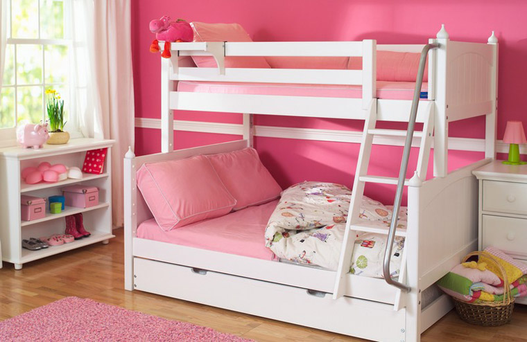 Premium Bunk Beds with Options: Our Maxtrix Bunks - The ...